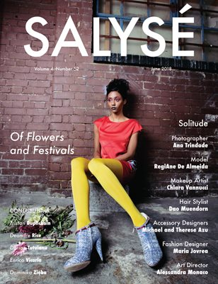 SALYSÉ Magazine | Vol 4 : No 52 | June 2018