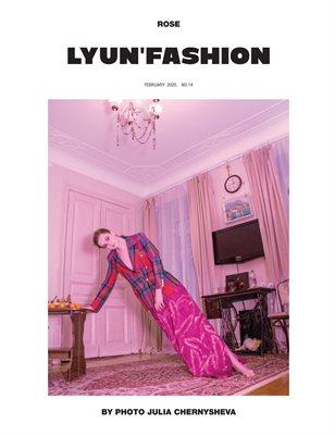 LYUN ISSUE No.14 (VOL No.9) C1