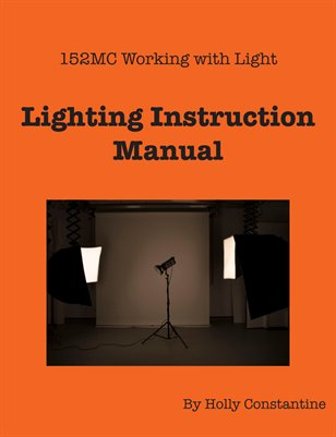 152MC Working with Light - Lighting Instruction Manual