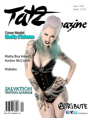 Issue #20 March 2015
