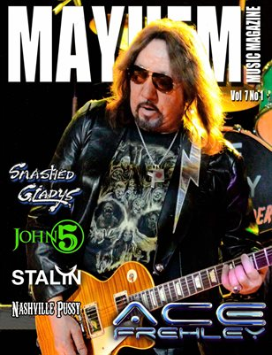 Mayhem Music Magazine Vol. 7 No. 1