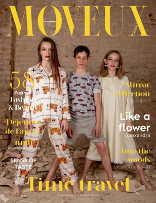 MOVEUX Magazine June 2021 Issue 2