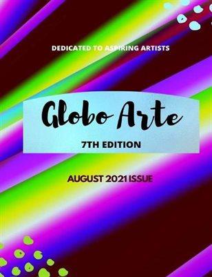 GLOBO ARTE ISSUE 7 AUGUST 2021