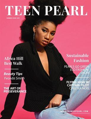 2021 Summer Teen Pearl - Africa