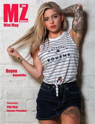 Dayna Samantha....MZ Mini Mag