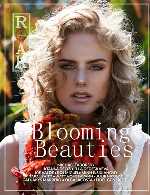 Blooming Beauties November 2015 Issue