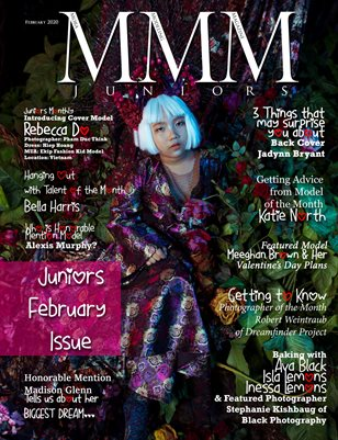 Juniors February Monthly Issue