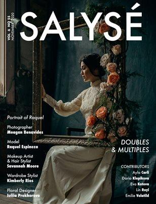 SALYSÉ Magazine | Vol 6 No 55 | NOVEMBER 2020 |