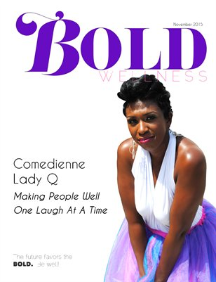 BOLD Wellness - November 2015