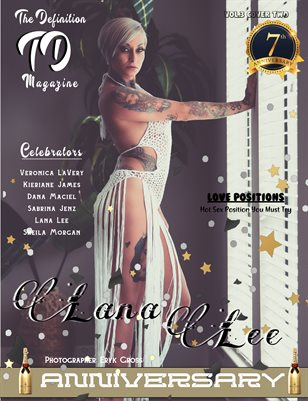 The Definition: Lana Lee 7yr Anniversary  Vol.3 Cover 2