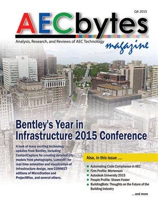 AECbytes Magazine Q4 2015