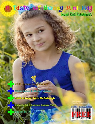 A Taste of Honey Mini Mag Issue8 (Child Entertainer's)