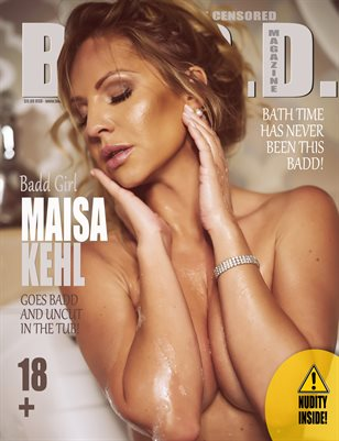 Bath Time with Maisa Kehl (Uncensored Edition)
