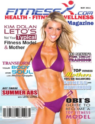 FitnessX.com Magazine for May 2011