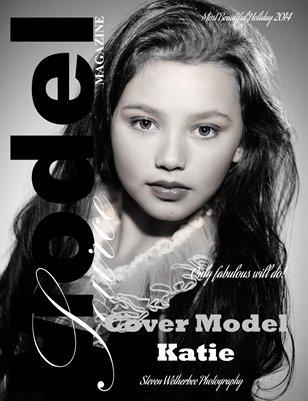 Model Source Magazine BW Most Beautiful Holiday 2014