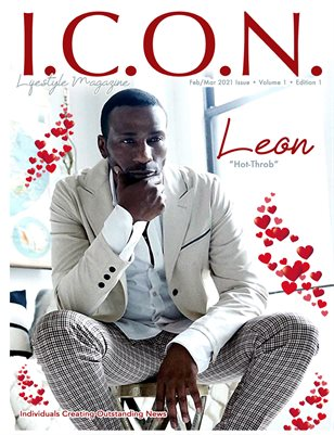I.C.O.N. LIFESTYLE MAGAZINE Feb/Mar