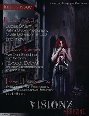 Visionz Magazine October 2014 Issue