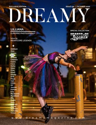 DREAMY Issue 190