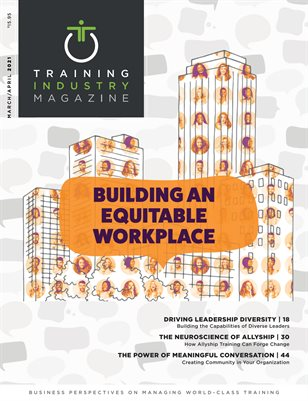 March/April 2021 | Building an Equitable Workplace