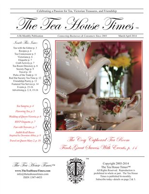 The Tea House Times Mar/Apr 2014