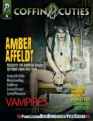 Coffin Cuties®™ Magazine Issue 8