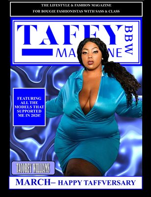 March 2021 - Taffaversary Issue