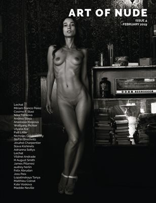 Art Of Nude - Issue 4