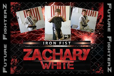 Zachary White Poster 2015