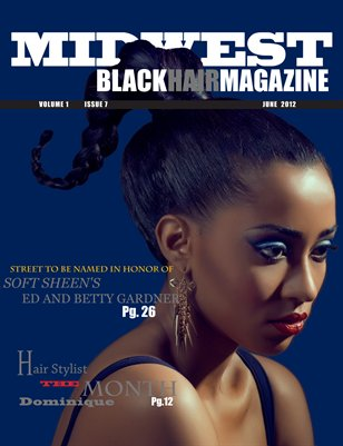 2012 June Issue- Midwest Black Hair Magazine