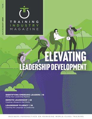 July/August 2021 | Elevating Leadership Development