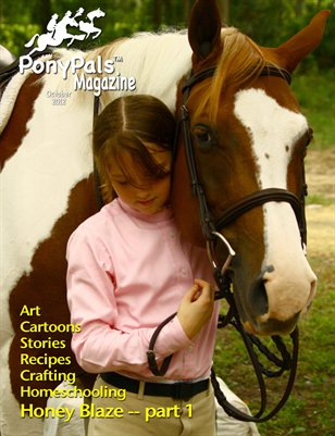 Pony Pals Magazine -- November 2012 -- Vol.2 #6