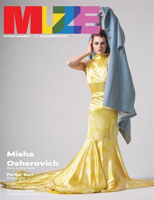Misha Osherovich
