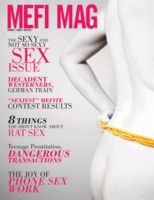 The Sex Issue, November 2011