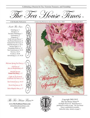 The Tea House Times Mar/Apr 2015 Issue