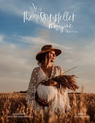 The Storyteller Magazine Issue #31 Golden Hour