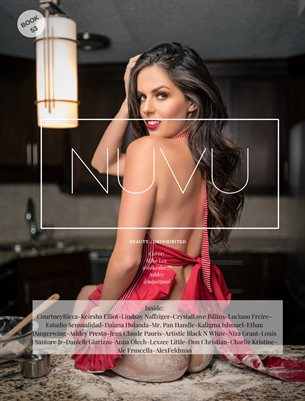 Nuvu Magazine Volume 53 Featuring Ashley Paul