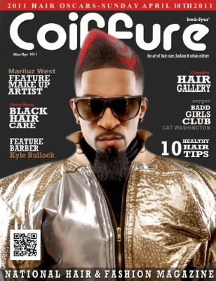 Coiffure Magazine (Vol.5 March/April 2011)