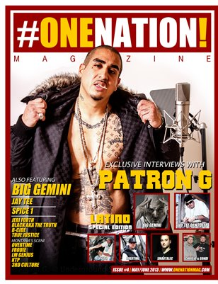 #OneNation! Magazine - Issue #4 Latino SPECIAL May/June 2013