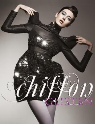 Chiffon- GLISTEN