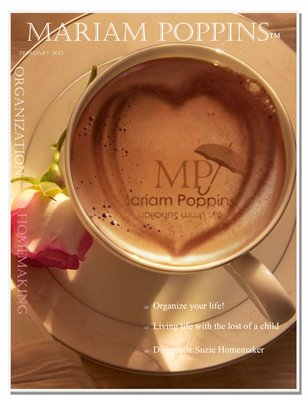 Mariam Poppins Magazine February Edition