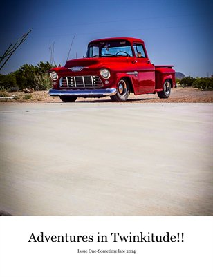 Adventures in Twinkitude