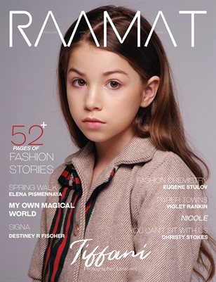 RAAMAT Magazine April 2021 Teen Edition Issue 3