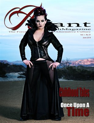 Avant Fashion Vol.1-No.1