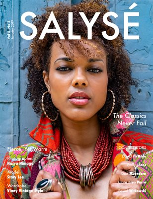 SALYSÉ Magazine | Vol 5 : No 8 | January 2019