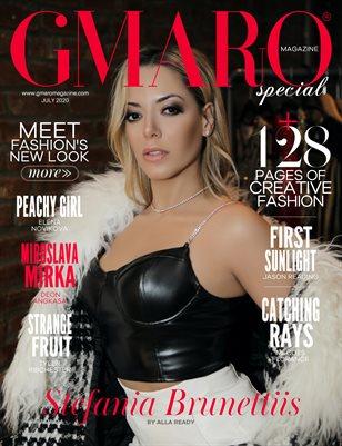 GMARO Magazine July 2020 Issue #14