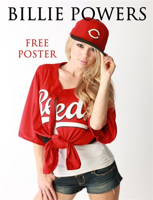 Billie Jo Powers - Cincinnati Reds Fan | Bad Girls Club
