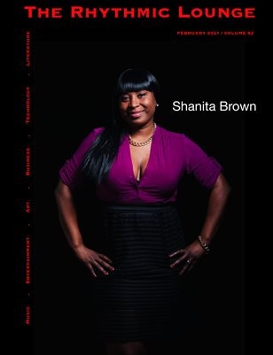 TRL MAGAZINE FEBRUARY 2021 (SHANITA BROWN)
