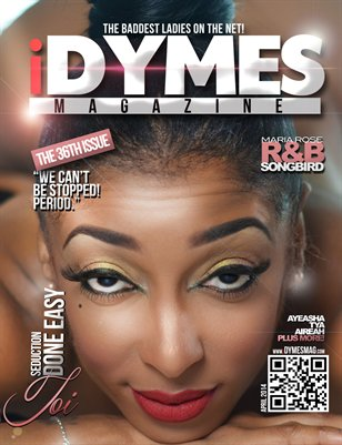 iDYMES Magazine April Issue 2014