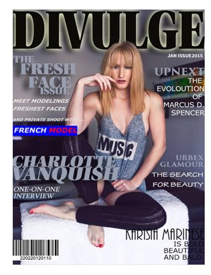 DiVulge Magazine Issue 4 Jan