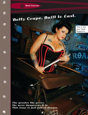 Betty Coupe, Built to Last.